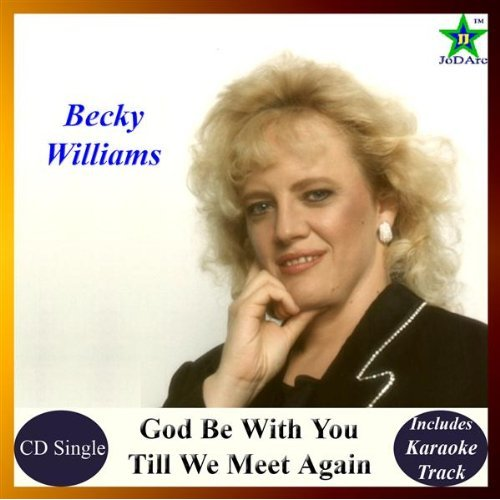 God Be With You Till We Meet Again (cd Single) By Becky Williams - listed on pcsure Shopping Center