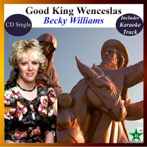 Good King Wenceslas (cd Single) By Becky Williams - listed on pcsure Shopping Center