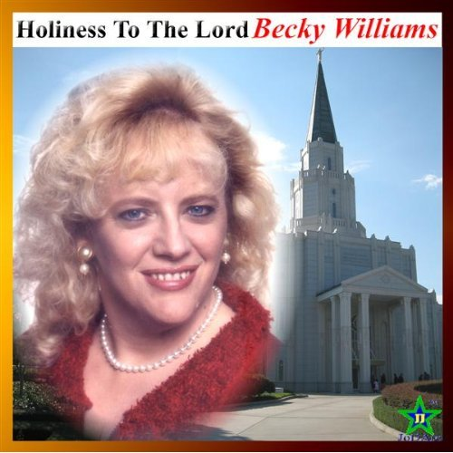 Holiness To The Lord By Becky Williams - listed on pcsure Shopping Center