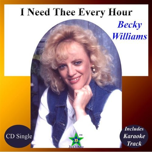 I Need Thee Every Hour (cd Single) By Becky Williams - listed on pcsure Shopping Center