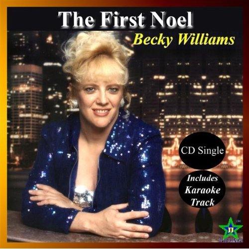 The First Noel (cd Single) By Becky Williams - listed on pcsure Shopping Center