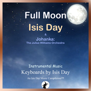 Full Moon (music / Audio CD): Instrumental Pop, Rock, Waltz, Caribbean Jazz - listed on KiloMall Shopping Center