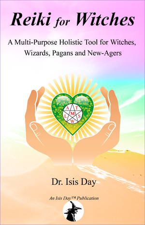 Reiki For Witches: A Multi-purpose Holistic Tool For Witches, Wizards, Pagans And New-agers - listed on pcsure Shopping Center