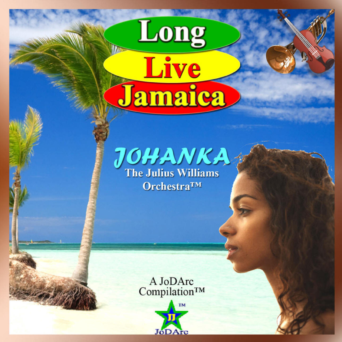 Long Live Jamaica (music / Audio Cd) - listed on pcsure Shopping Center